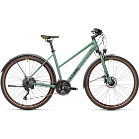 Cube Nature EXC Allroad Trapeze, green'n'bluegreen